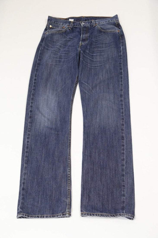 Men's Levi's 501 Fit Jeans - Blue S