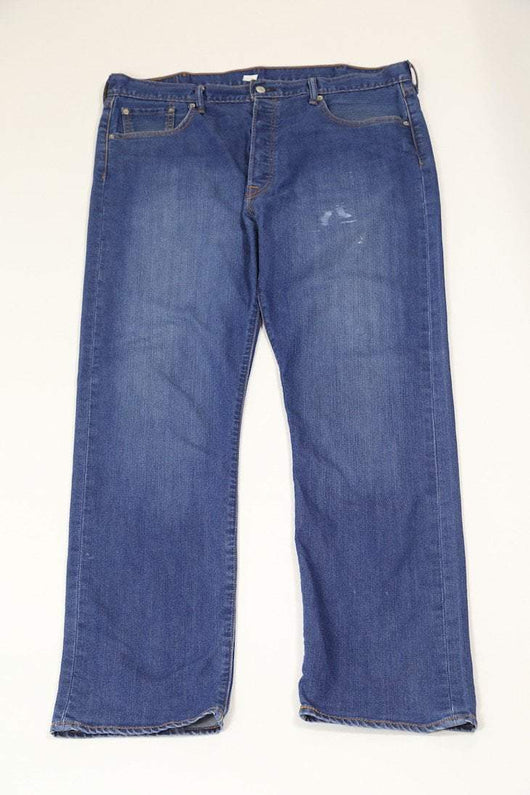 Men's Levi's 501 Fit Jeans - Blue XXL