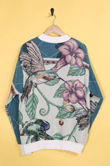 Loot Vintage Jumper Bird Tapestry Jumper