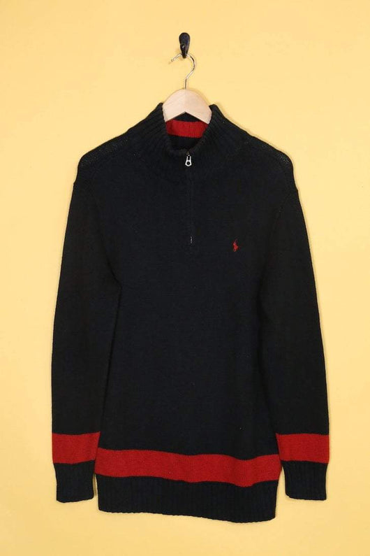 Loot Vintage Jumper Ralph Lauren Knitted Jumper