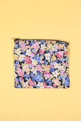 Loot Vintage Pouch Spring Floral Pouch