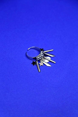 Loot Vintage Ring Star Struck Charm Ring