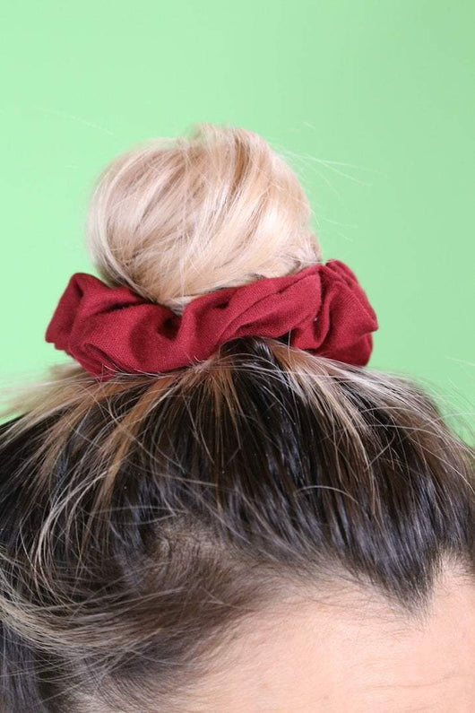 Loot Vintage Scrunchie Vintage Reworked Scrunchie