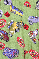 Loot Vintage Shirt Oversized 1950's Car Shirt