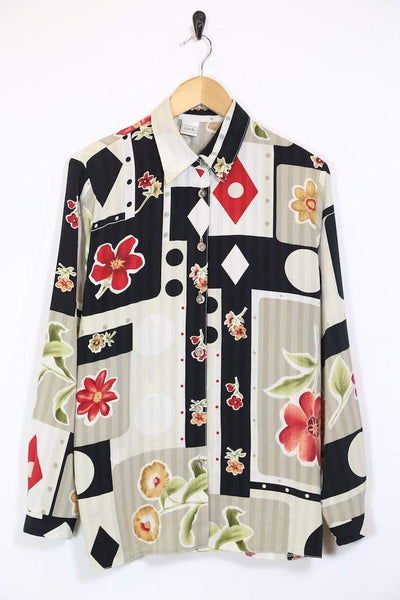 Loot Vintage Shirt *Patterned Shirt