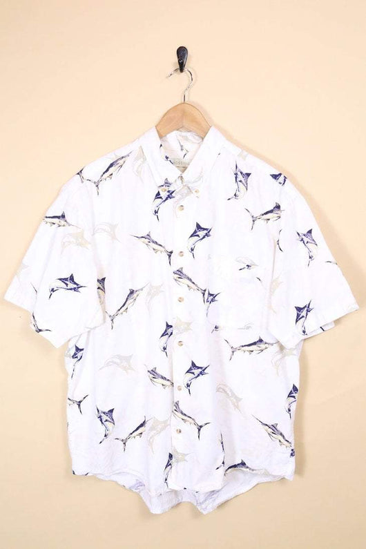 Loot Vintage Shirt Sword Fish Shirt