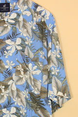Loot Vintage Shirt Tropical Shirt