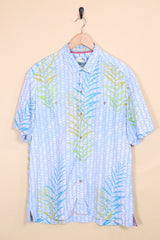 Loot Vintage Shirt Vintage Circle Print Hawaiian Shirt