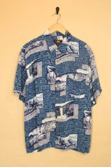 Loot Vintage Shirt Vintage Hawaiian Shirt
