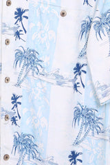 Loot Vintage Shirt Vintage Palm Print Hawaiian Shirt