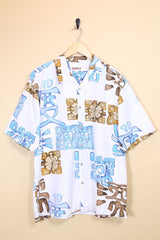Loot Vintage Shirt Vintage Quicksilver Hawaiian Shirt