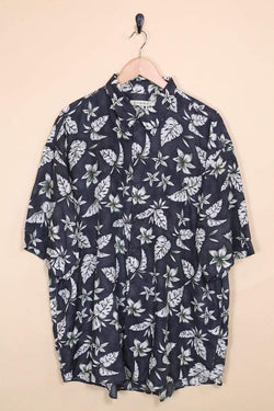 Loot Vintage Shirt Vintage Silk Hawaiian shirt