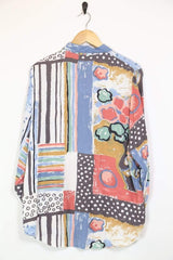 Loot Vintage Shirt *Women's Patterned Shirt
