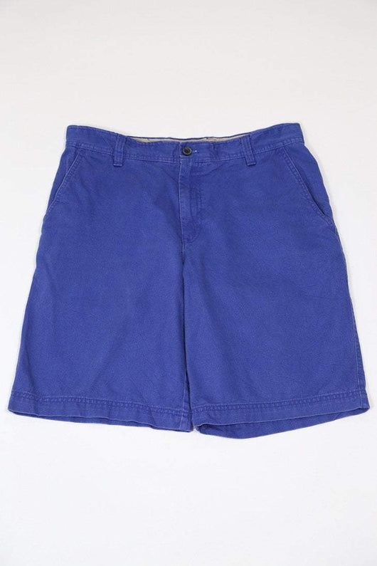 Loot Vintage Shorts Vintage Blue Denim Shorts