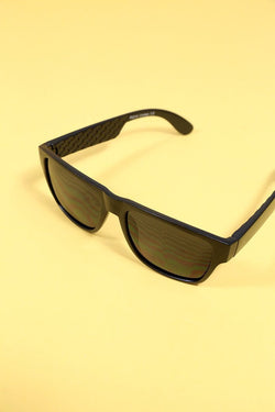 Loot Vintage Sunglasses 6cm / Black Black Frame Sunglasses