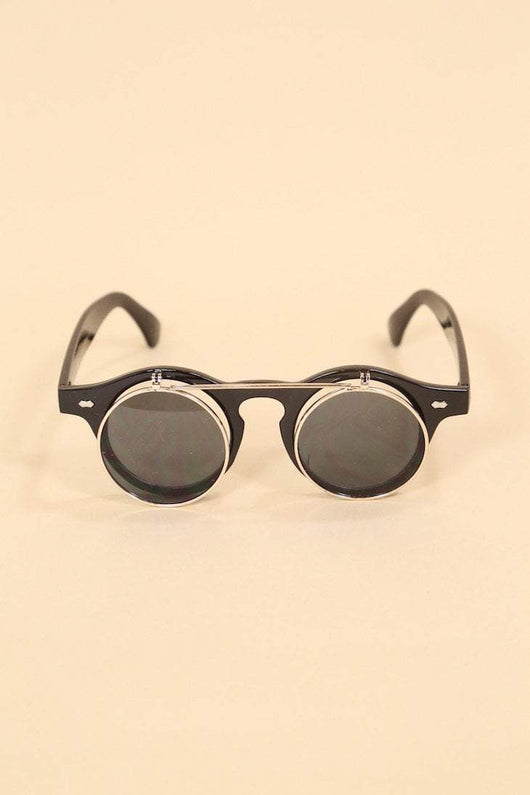 Loot Vintage Sunglasses Flip Sunglasses