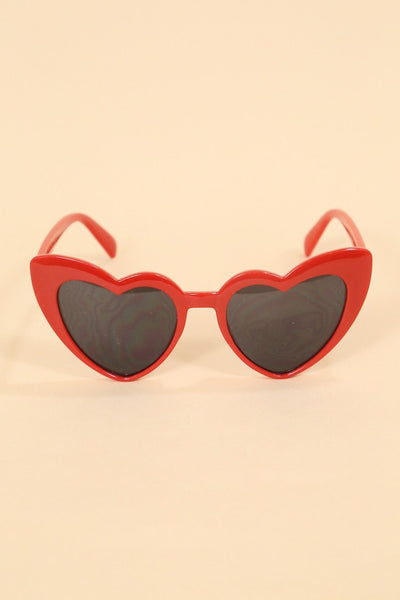 Loot Vintage Sunglasses Heart Sunglasses