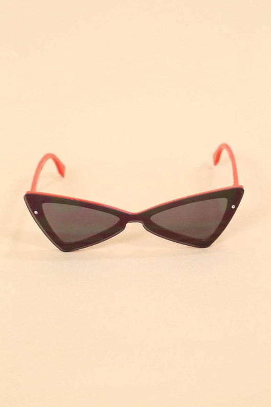 Loot Vintage Sunglasses Triangle Sunglasses