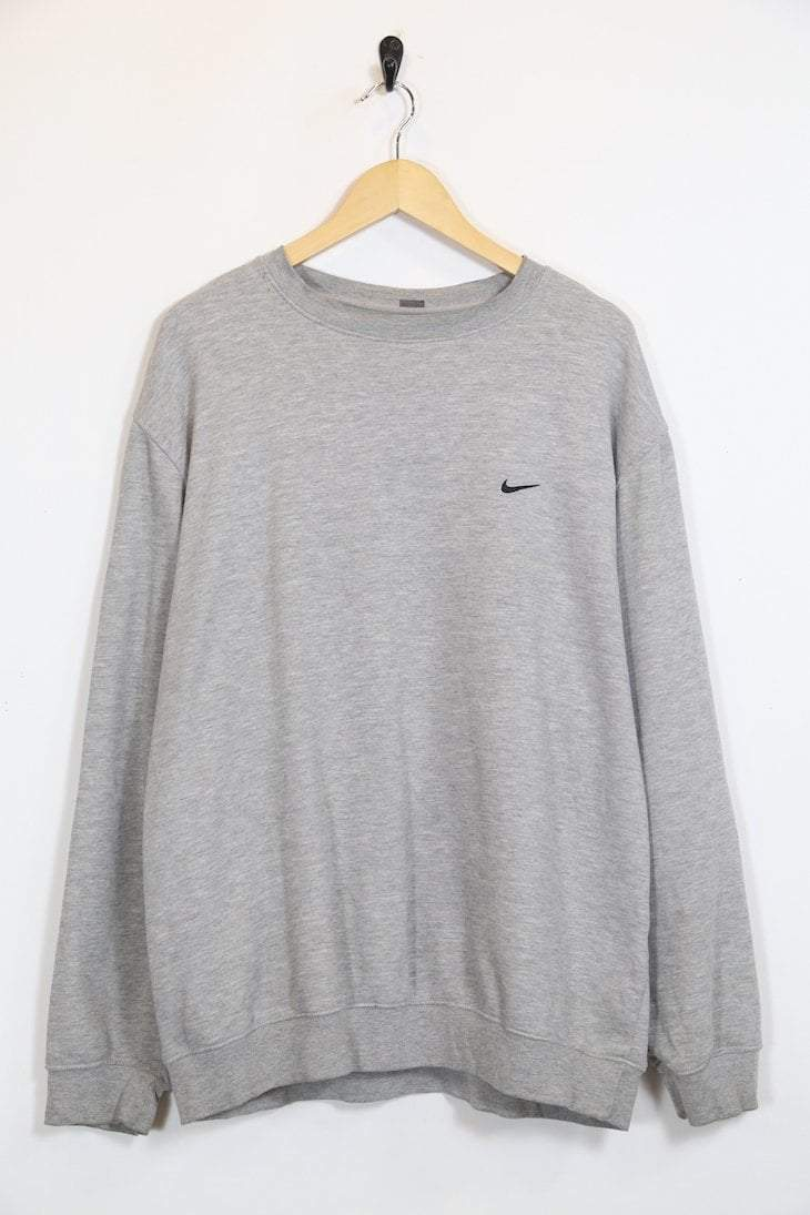 Men\u0027s Nike Sweatshirt , Grey XL