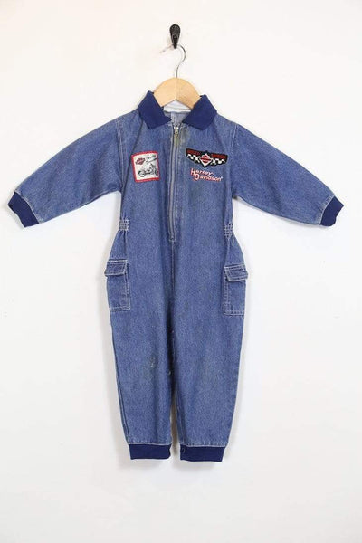 Loot Vintage T-Shirt *Kids Boiler Suit
