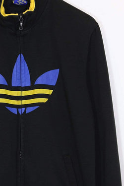 Loot Vintage T-Shirt *Men's Adidas Jacket - Black