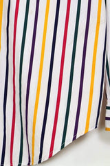 Loot Vintage T-Shirt *Men's Striped Shirt