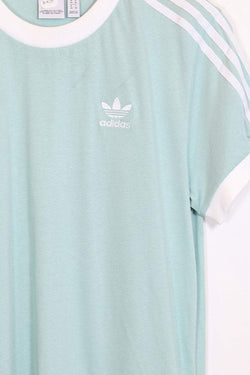 Loot Vintage Men's Adidas T-Shirt - Blue M