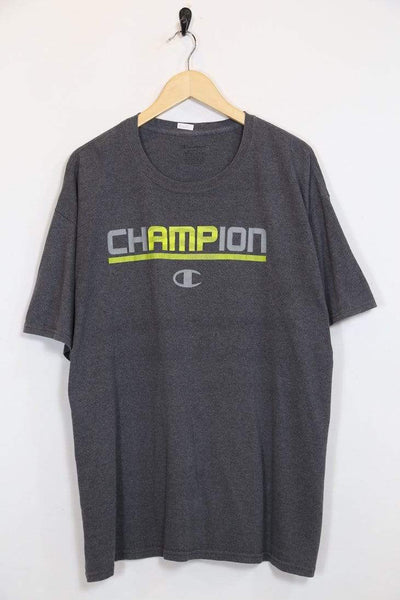 Loot Vintage Men's Champion T-Shirt - Grey XL