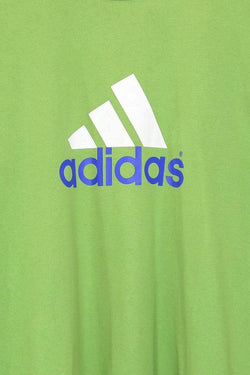 Loot Vintage Men's Adidas T-Shirt - Green XL