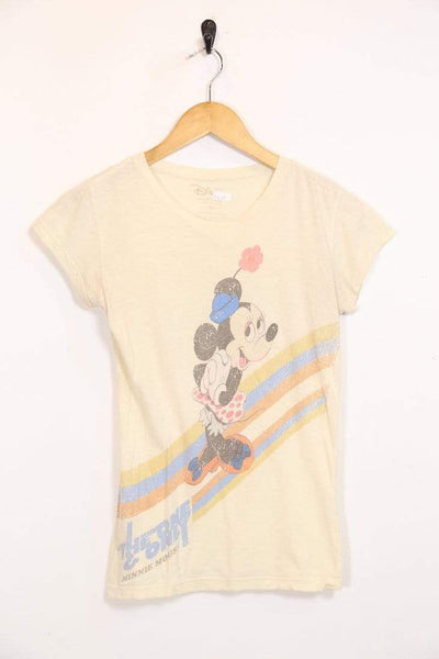 2000s Women's Disney T-Shirt - Yellow S