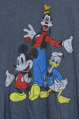 2000s Women's Disney T-Shirt - Blue S