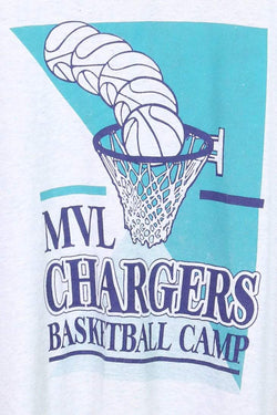 Loot Vintage T-Shirt Vintage Basketball T-shirt