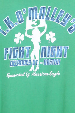 Loot Vintage T-Shirt Vintage Boston Fight Night Tee