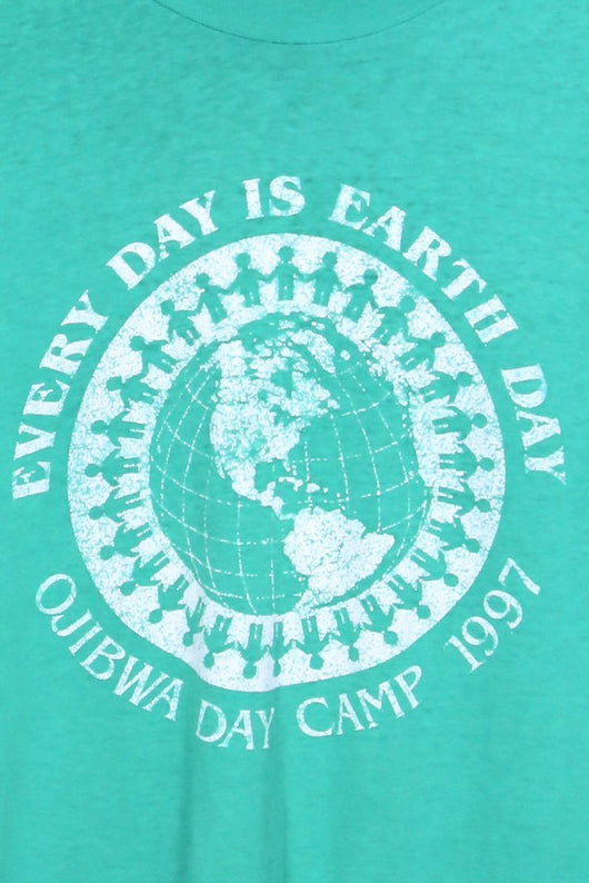 Loot Vintage T-Shirt Vintage Earth Day T-shirt