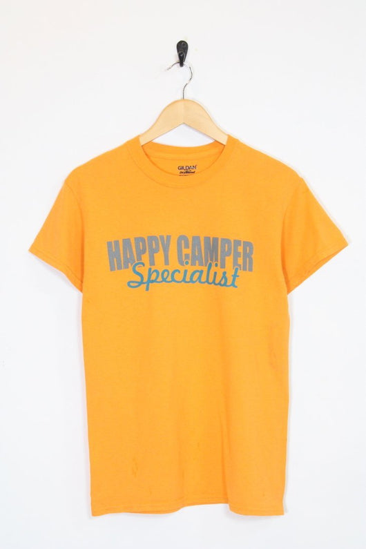 Loot Vintage T-Shirt Vintage Happy Campers Tee