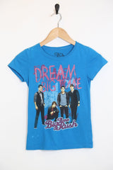 Loot Vintage T-Shirt Vintage Kids Band T-Shirt