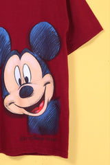 Loot Vintage T-Shirt Vintage Mickey Mouse Tee