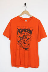 Loot Vintage T-Shirt Vintage Party Printed Tee