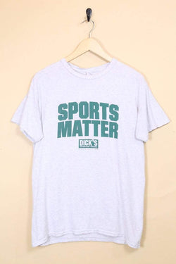 Loot Vintage T-Shirt Vintage Sports Matter Tee