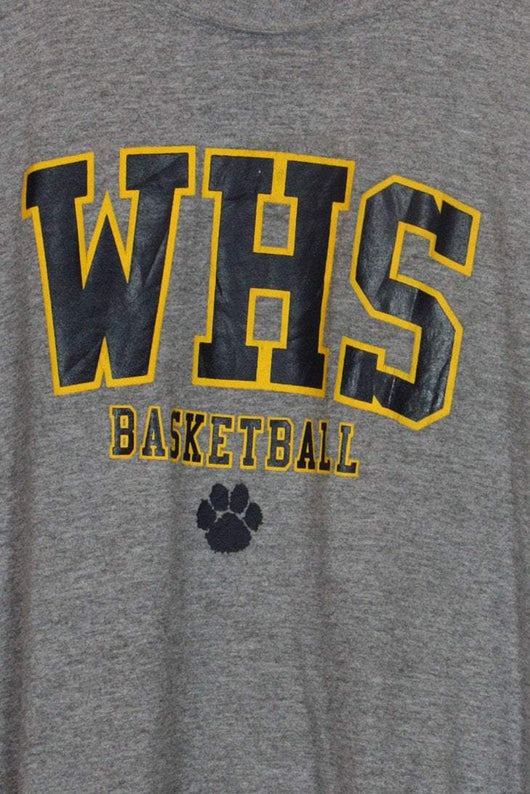 Loot Vintage T-Shirt WHS Basketball Tee