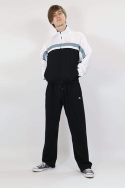 Loot Vintage Trousers M / Grey / Cotton *Men's Champion Track Pants - Grey M