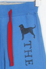 Loot Vintage Trousers Vintage Boys 'The Black Dog' Track Bottoms