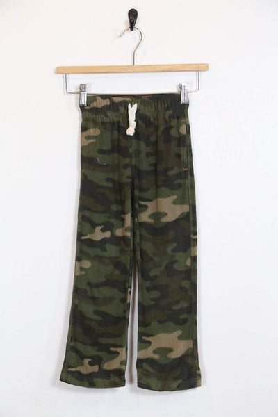 Loot Vintage Trousers Vintage Kids Camouflage Sweat Pants