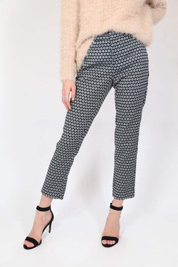 Loot Vintage Trousers Vintage Patterned Trousers