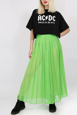 Loot Vintage Trousers Vintage Wide Leg Pleated Trousers