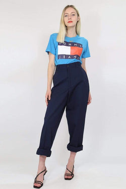Loot Vintage Trousers *Women's Workwear Trousers