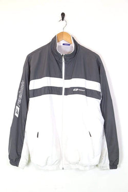 Loot Vintage UPLOAD Men's Reebok Jacket - Multi L