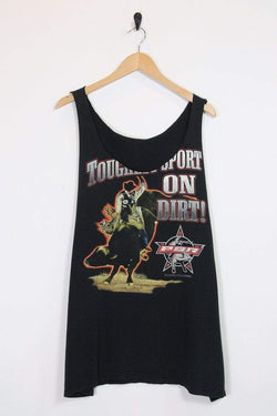 Loot Vintage Vest XL / black Rodeo Graphic Vest