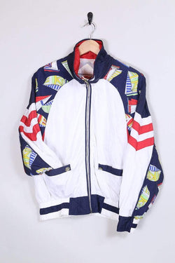 Loot Vintage Windbreaker Sailing Away Jacket