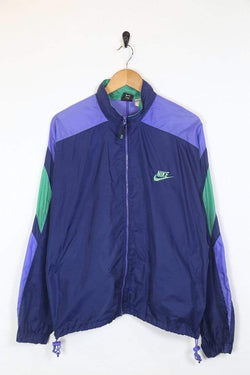 Nike Jacket Men's Nike Windbreaker Jacket - Multi M